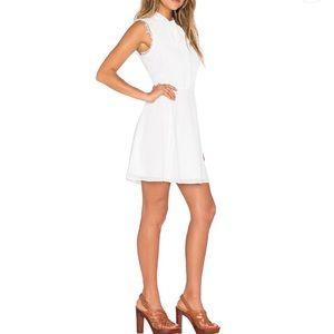 REVOLVE Tularosa Ivory Light Mini Dress NWT Medium